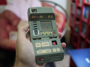 You can't check your blood sugar levels with a tricorder quite yet. But that kind of technology could be just around the corner.